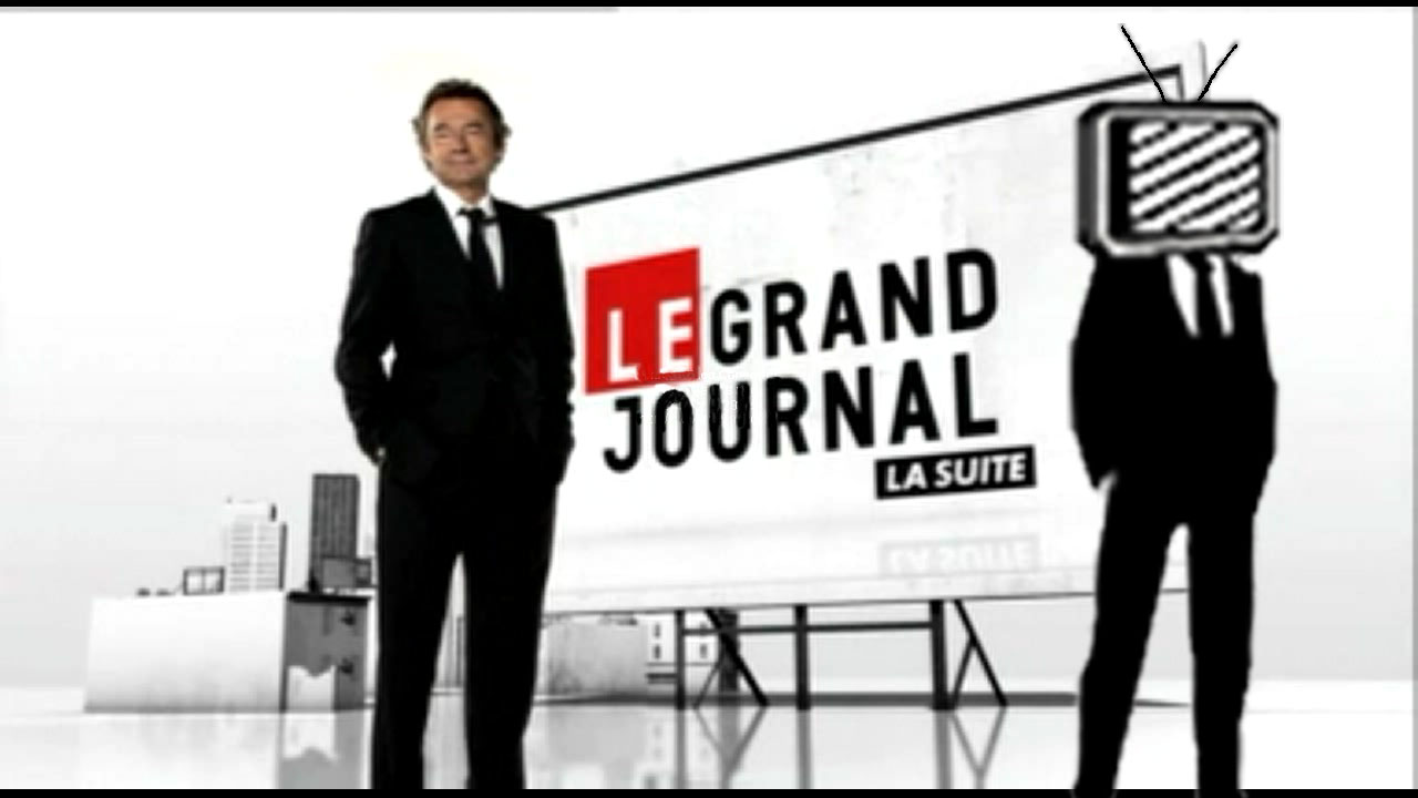 le grand journal sur canal plus comment transformer la politique en spectacle. Black Bedroom Furniture Sets. Home Design Ideas