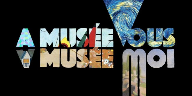 Moi amusé, vous au musée ?