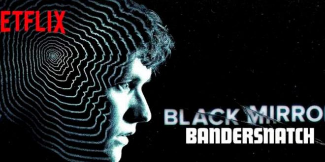 A propos de Black Mirror – Bandersnatch
